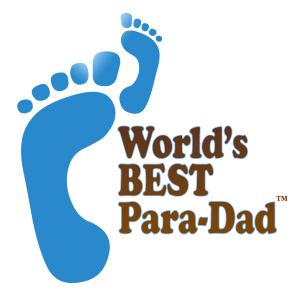 world's best para-dad